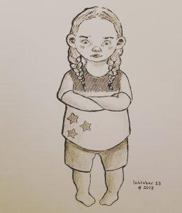 trmasta deklica