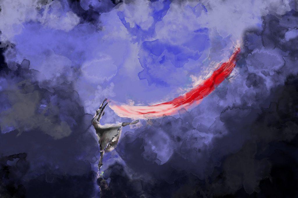 Končna slika Baletne sanje