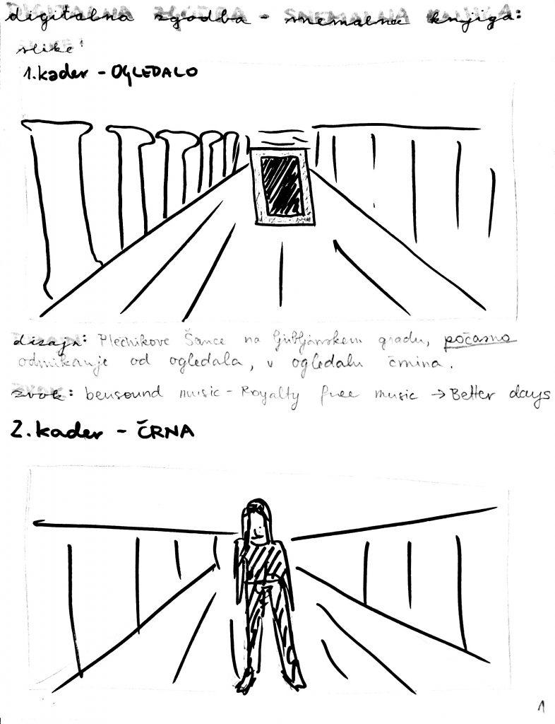 O S V O B O J E N A – DIGITALNA ZGODBA (Ana Kolšek O